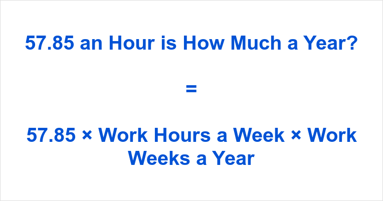 57.85 an Hour is how Much a Year